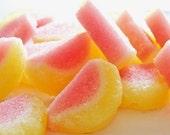 Grapefruit Sugar Cube Scrubs