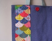Summer Patchwork Tote