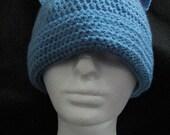 CUSTOM Adult Animal Ear Hat