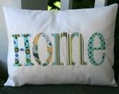 Elisalou Happy HOME Pillow