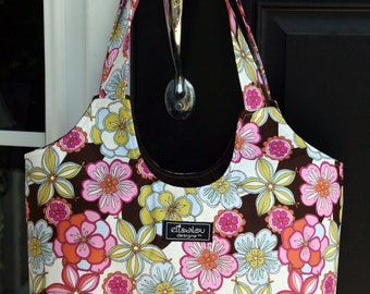 Boho Tote Bag- Liberty