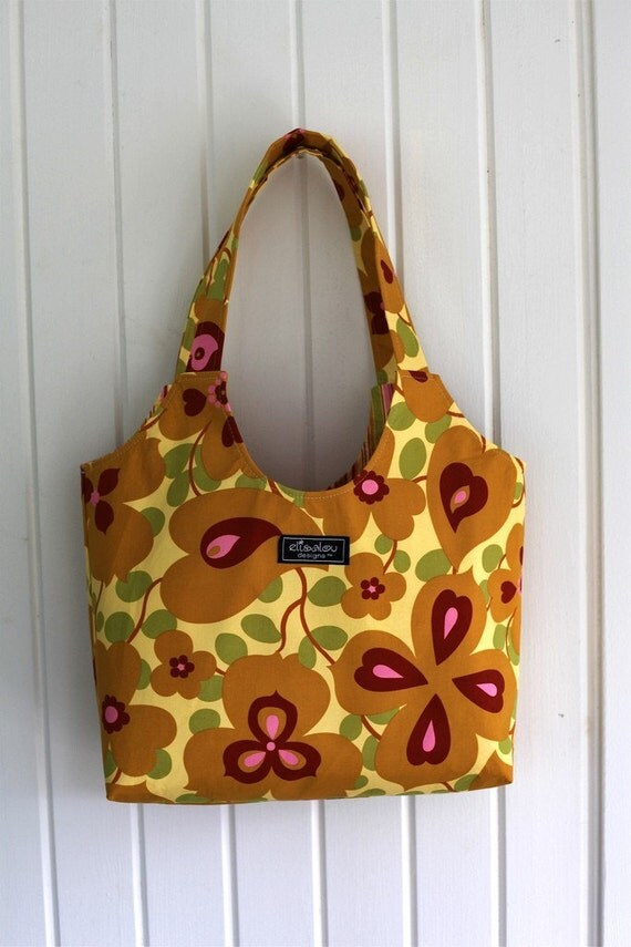 Morning Glory Boho Bag