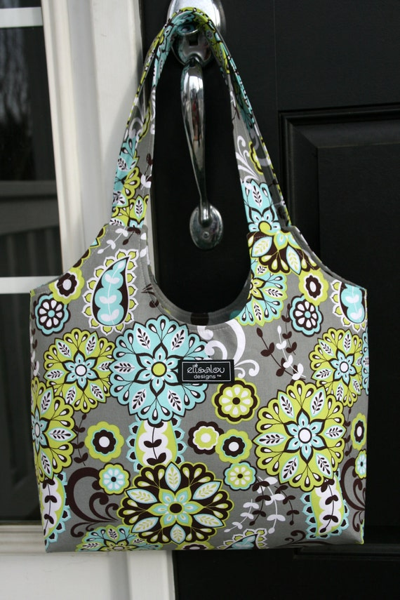 Harvest Bloom Boho Bag