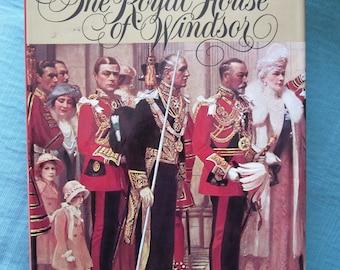 The Royal House of Windsor Elizabeth Longford