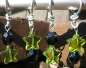 Stars and Stitches stitch markers