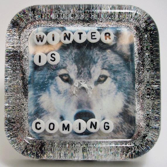 Bizarre Waterproof Art - Winter Is Coming