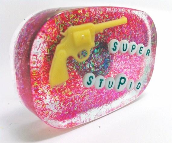 White Elephant Gift  - Super Stupid