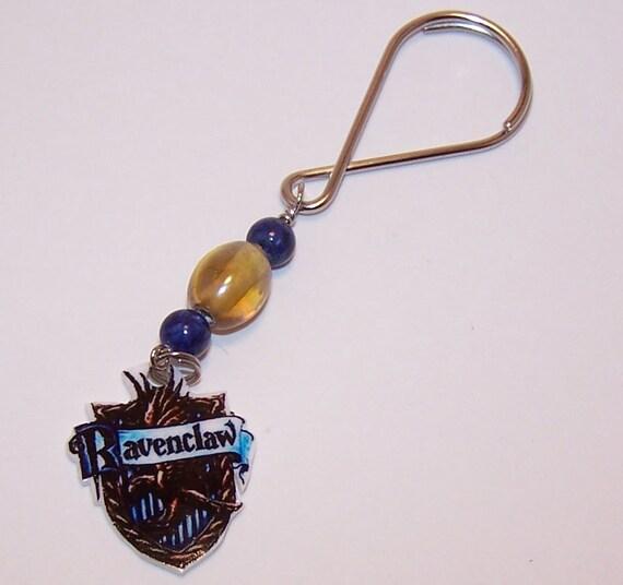 Ravenclaw Keychain