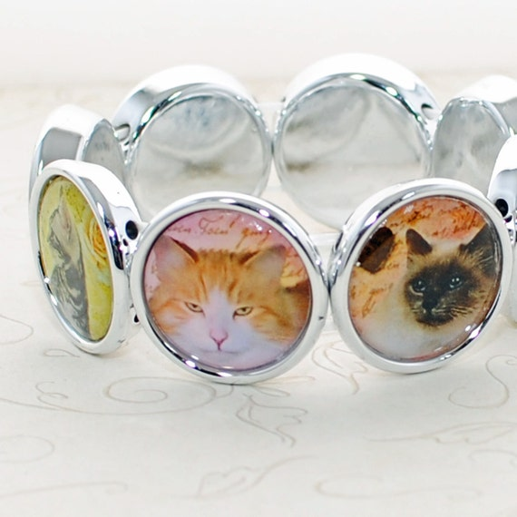 Kitty Cat Bracelet The Cats Meow