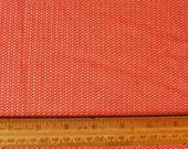 Red Fishnet Fabric - 3.5 Yards