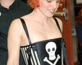 Anne Boney tudor-style pirate corset