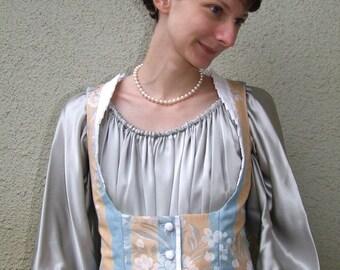 Jeanne underbust vest