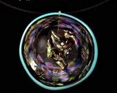 JEFF BARBER  Glass Art Focal Bead/Pendant