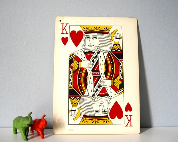Image result for KING of Hearts card