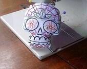 Sugar Skull Pin Cushion