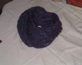 Purple's Passion Handspun Yarn