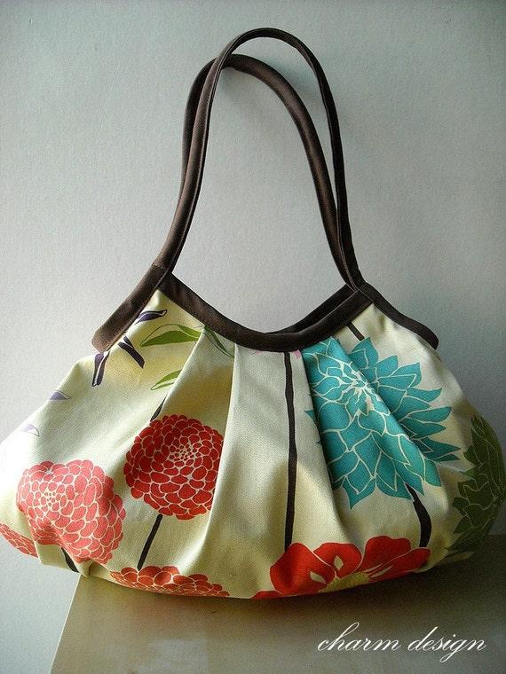 Dream Flower - Granny Bag