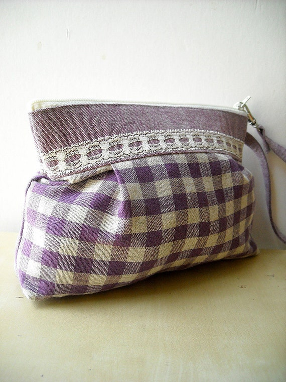 45% OFF SALE  Dream - Zipper Pouch with Clip