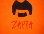Zappa Moustache Tee