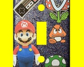 Super Mario Switchplate Cover