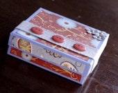 Floral Mini Album in Box