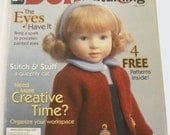 Doll Crafter & Costuming Magazine- July, 2006
