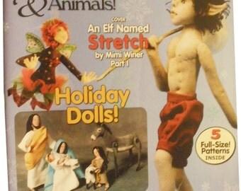 SOFT DOLLS & ANIMALS Magazine- January 2011
