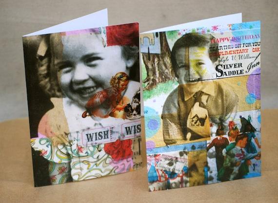Birthday Card Sampler-6 Cards
