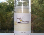 New Price FRENCH VANILLA Scented Nearly All Natural NO-ICK HEEL STICK (tm) by weeLUXURIES Bath and Body