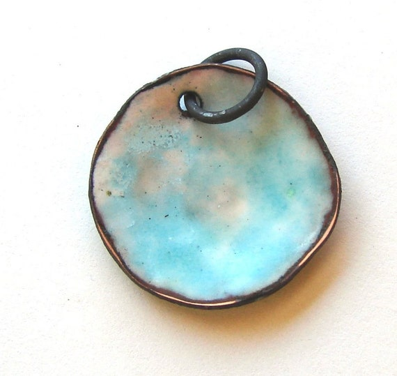 water bowl pendant by tina rice (its reversible)