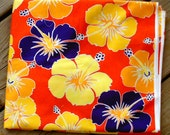 Alexander Henry Hibiscus Fabric
