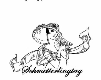 1925 Millinery Book Hat Making Flapper Hats Flowers DIY Prohibition Milliner Guide