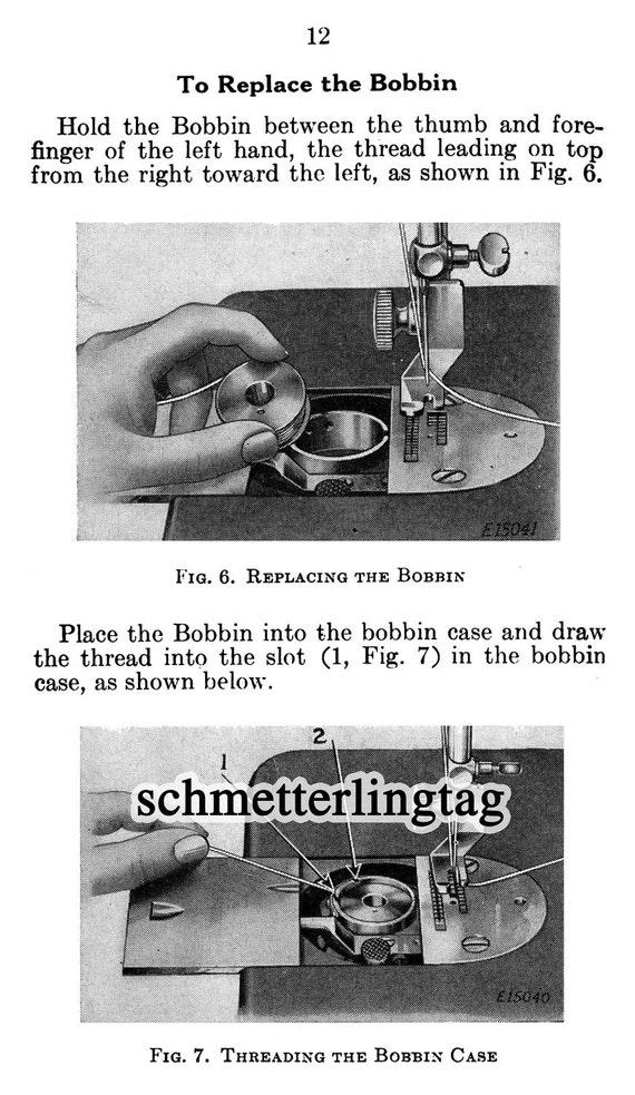 singer sewing machine 66 18