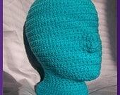 Mannequin Head, Crochet pattern PDF Instant Download