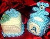 Crochet pattern, Shower Favours, Baby
