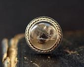 Braided Maiden Hair Ring
