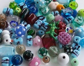SALE Lampwork Bead Orphan Grab Bag