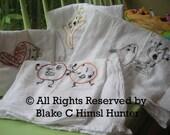 Kitchen Calamities Embroidery Pattern PDF