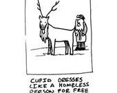 The Secrets of Santa's Reindeer (Cupid)