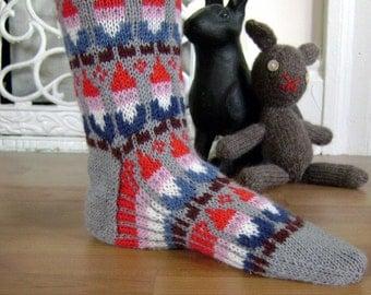 Gnome Socks pattern