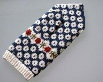 Polska Mitten pattern