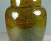 Special order for emckinstry--ginger jar
