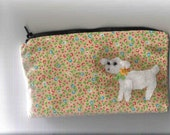 Baa Lamb Pencil Pouch