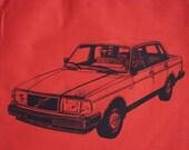 Volvo 240 Tote