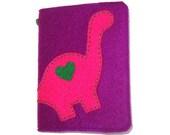 Dinosaur Notebook (small)