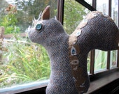 Geraldine the Vintage Squirrel