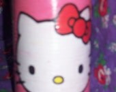 Hello Kitty Keroppi Bubble Gum Cotton Candy candle
