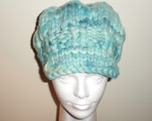 Arctic Newsboy Hat for saritastardesigns - SOLD