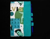 Elvis Mania Checkbook Cover