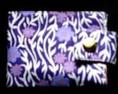 Purple Vine Wallet